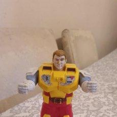 Figuras y Muñecos Transformers: VINTAGE HASBRO TRANSFORMERS G1 PRETENDER, BUMBLEBEE. Lote 259847430