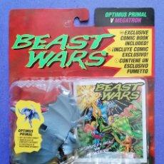 Figure e Bambolotti Transformers: TRANSFORMERS BEAST WARS OPTIMUS PRIMAL VS MEGATRON. Lote 260393820