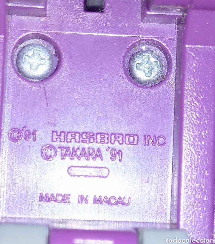 Figuras y Muñecos Transformers: TRANSFORMERS- AVION DE COMBATE- HASBRO TAKARA 91 - MADE IN MACAU- - Foto 14 - 275258208