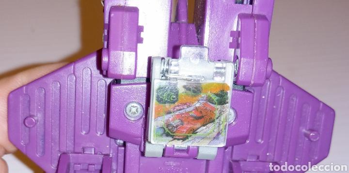 Figuras y Muñecos Transformers: TRANSFORMERS- AVION DE COMBATE- HASBRO TAKARA 91 - MADE IN MACAU- - Foto 18 - 275258208