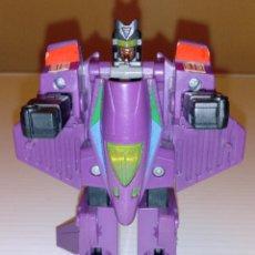 Figuras y Muñecos Transformers: TRANSFORMERS- AVION DE COMBATE- HASBRO TAKARA 91 - MADE IN MACAU-. Lote 275258208