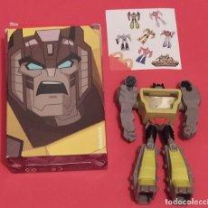 Figuras y Muñecos Transformers: TRANSFORMERS BUMBLEBEE - JUGUETE EN CAJA REGALO MCDONALDS. Lote 260753495