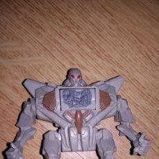 Figuras y Muñecos Transformers: MUÑECO ANTIGUA COLECCIÓN TRANSFORMERS AÑO 2007 BURGUER MUÑECO DIBUJOS ANIMADOS PREMIUM. Lote 263169550