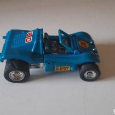 Figurines et Jouets Transformers: DIFICIL Y ESCASO BUGGY TRANSFORMER ROBO MR-08 POPY BLUE MADE IN JAPAN 1982. Lote 266400833