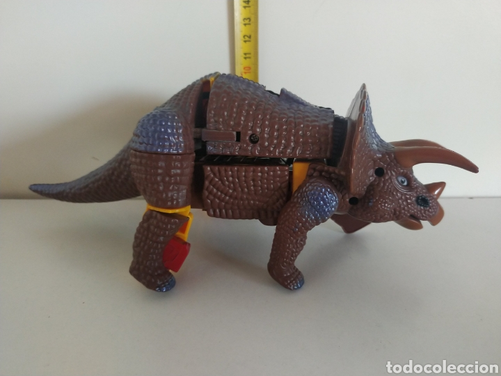 Figuras y Muñecos Transformers: Dinosaurio Transformer bootleg - Foto 6 - 267048154