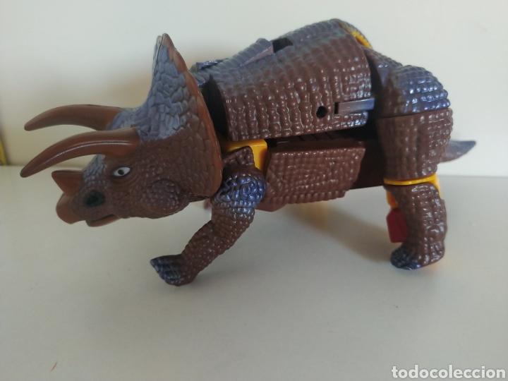 Figuras y Muñecos Transformers: Dinosaurio Transformer bootleg - Foto 4 - 267048154