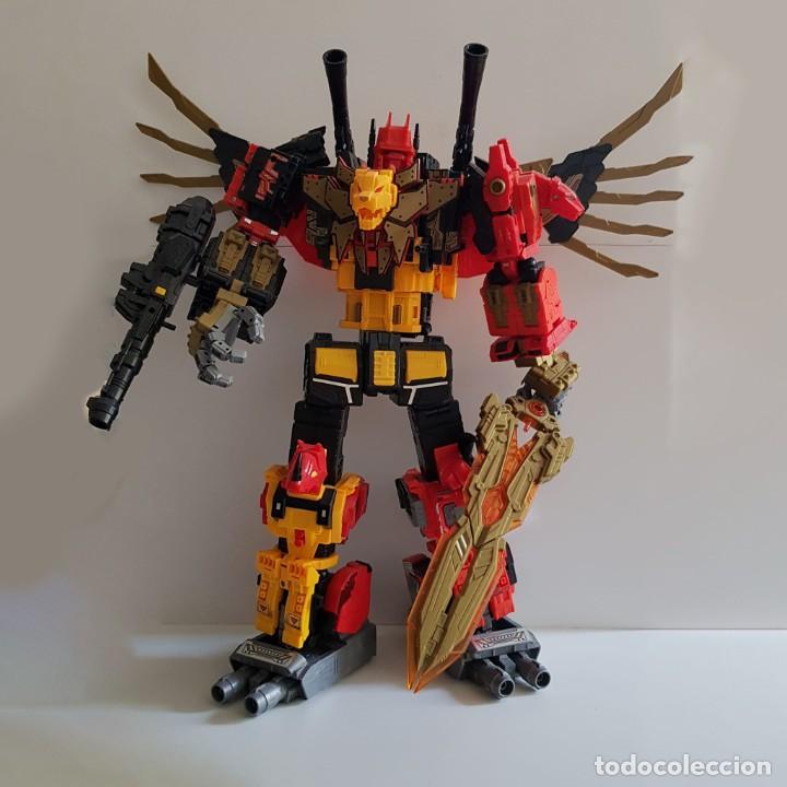 TRANSFORMERS | WEI JIANG | SKY SOARER (NO PREDAKING) (Juguetes - Figuras de Acción - Transformers)