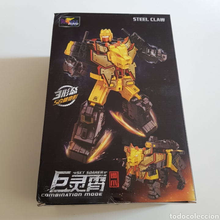 Figuras y Muñecos Transformers: Transformers | Wei Jiang | Sky Soarer (No Predaking) - Foto 2 - 267495289