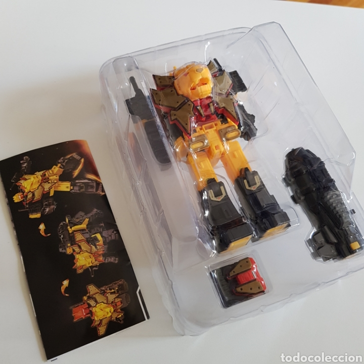 Figuras y Muñecos Transformers: Transformers | Wei Jiang | Sky Soarer (No Predaking) - Foto 3 - 267495289