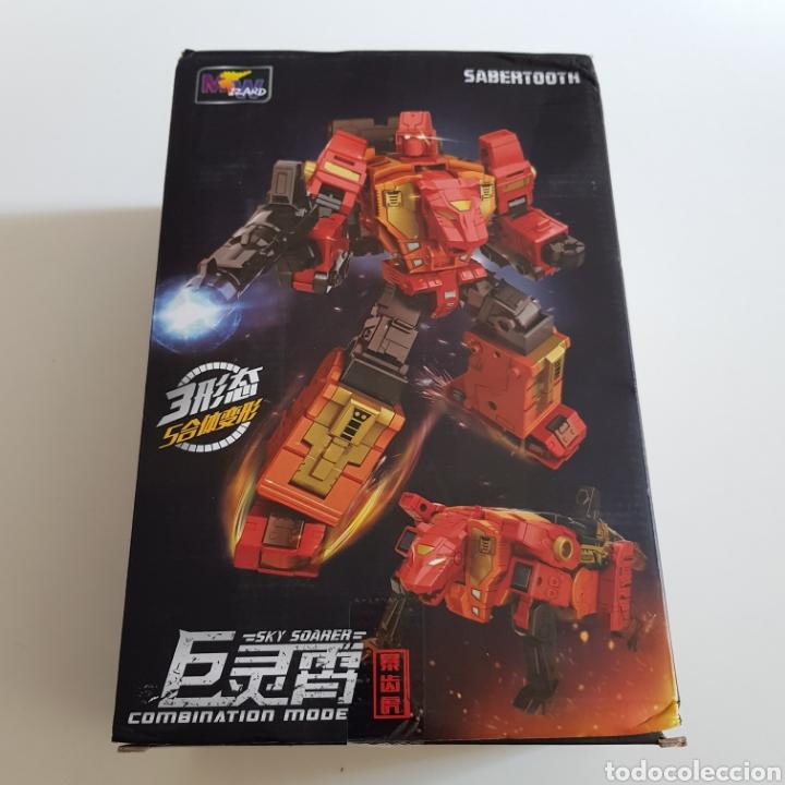 Figuras y Muñecos Transformers: Transformers | Wei Jiang | Sky Soarer (No Predaking) - Foto 6 - 267495289
