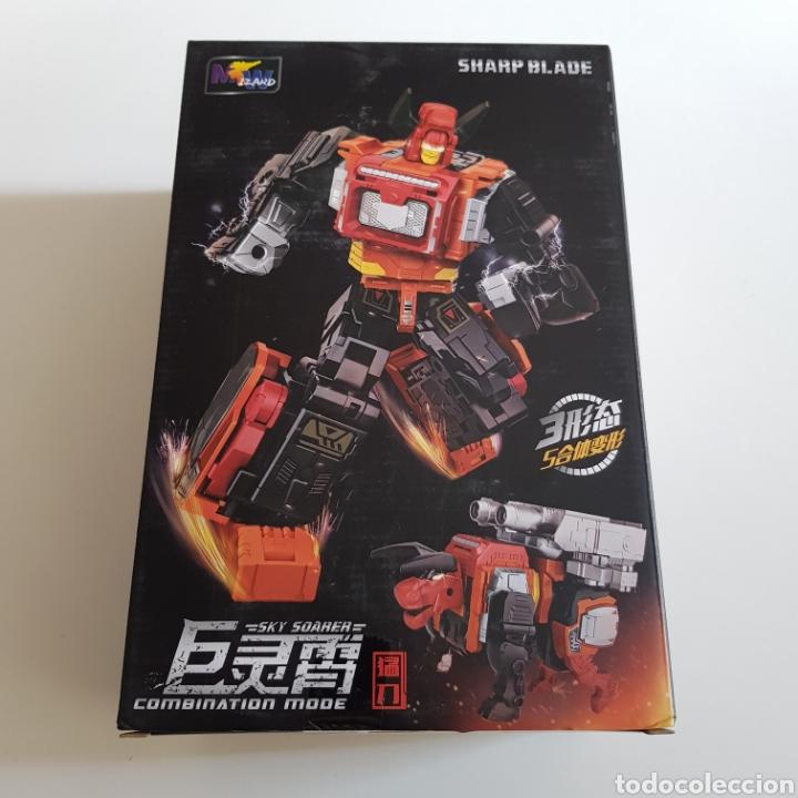 Figuras y Muñecos Transformers: Transformers | Wei Jiang | Sky Soarer (No Predaking) - Foto 8 - 267495289