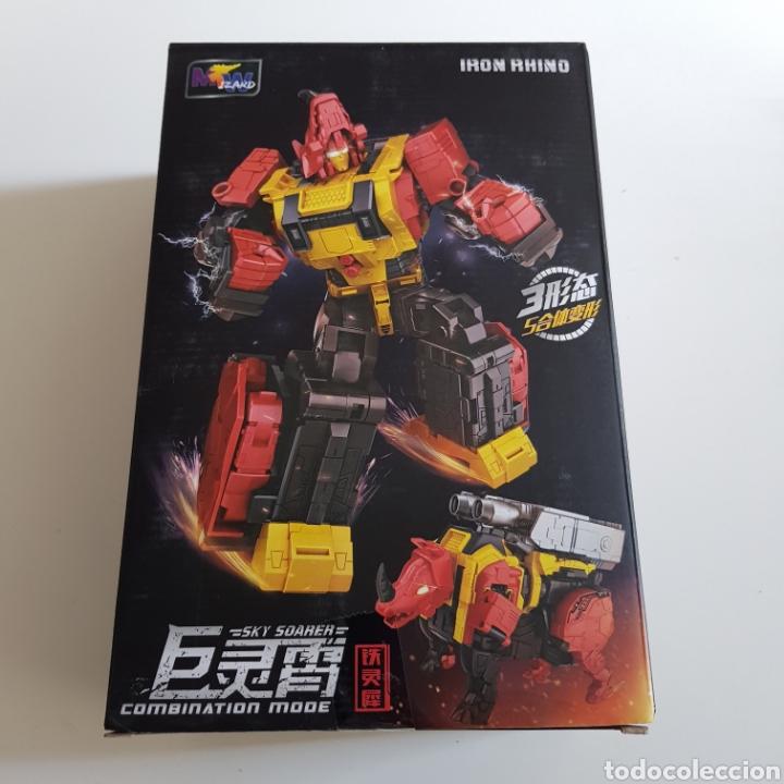 Figuras y Muñecos Transformers: Transformers | Wei Jiang | Sky Soarer (No Predaking) - Foto 10 - 267495289