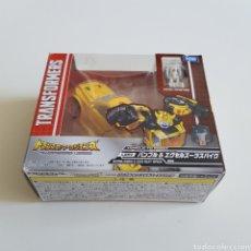 Figuras y Muñecos Transformers: TRANSFORMERS   TAKARA   LG54 BUMBLEBEE & EXO SUIT SPIKE. Lote 268853029