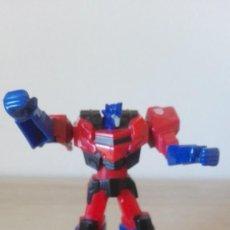 Figuras y Muñecos Transformers: FIGURA PVC ARTICULADA HASBRO.TRANSFORMERS-MCDONALD'S-AÑO 2018.. Lote 270255123