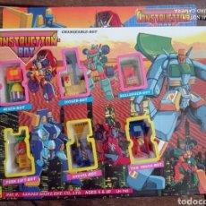Figuras y Muñecos Transformers: TRANSFORMERS EN CAJA ORIGINAL. Lote 272460123