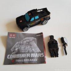 Figuras y Muñecos Transformers: TRANSFORMERS   COMBINER WARS   TRAILBREACKER. Lote 275152763