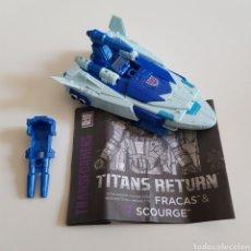 Figuras y Muñecos Transformers: TRANSFORMERS   COMBINER WARS   SCOURGE. Lote 276124188