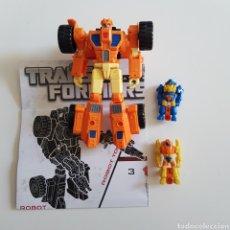 Figuras y Muñecos Transformers: TRANSFORMERS   GENERATIONS   SCOOP. Lote 276126678