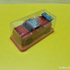 Figuras y Muñecos Transformers: JUGUETE COCHE PLÁSTICO. GISIMA TRANSFORMERS. FURGONETA PICK-UP ROJA, EN CAJA NUEVO 80/90 TRANSFORMER. Lote 276567318