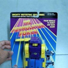 Figuras y Muñecos Transformers: JUGUETE TRANSFORMER TRANSFORMERS. BOOTLEG THE FORMULATOR FORCE (TANQUE). EN BLISTER, AÑOS 90. Lote 276567953