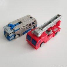 Figuras y Muñecos Transformers: TRANSFORMERS   ROBOTS IN DISGUISE 2001   OPTIMUS & ULTRA MAGNUS. Lote 276807563