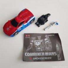 Figuras y Muñecos Transformers: TRANSFORMERS   COMBINER WARS   SMOKESCREEN. Lote 276817888