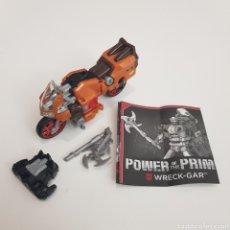 Figuras y Muñecos Transformers: TRANSFORMERS   POWER OF THE PRIMES   WRECK-GAR. Lote 276967068