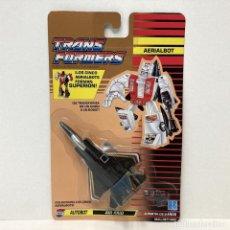 Figuras y Muñecos Transformers: HASBRO TRANSFORMERS AERIALBOT AIR RAID. VINTAGE. AÑO 1.991. NUEVO.. Lote 278458018