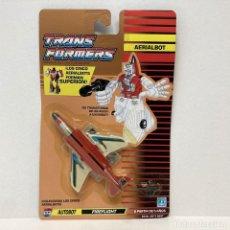 Figuras y Muñecos Transformers: HASBRO TRANSFORMERS AERIALBOT FIREFLIGHT. VINTAGE. AÑO 1.991. NUEVO.. Lote 278458098