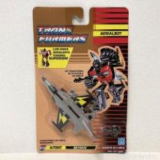 Figuras y Muñecos Transformers: HASBRO TRANSFORMERS AERIALBOT SKYDIVE. VINTAGE. AÑO 1.991. NUEVO.. Lote 278458218