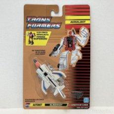 Figuras y Muñecos Transformers: HASBRO TRANSFORMERS AERIALBOT SLINGSHOT. VINTAGE. AÑO 1.991. NUEVO.. Lote 278458358