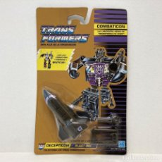 Figuras y Muñecos Transformers: HASBRO TRANSFORMERS COMBATICON BLAST OFF. VINTAGE. AÑO 1.990. NUEVO.. Lote 278458483