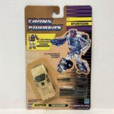 Figuras y Muñecos Transformers: HASBRO TRANSFORMERS STUNTICON BREAKDOWN. VINTAGE. AÑO 1.991. NUEVO.. Lote 278459058