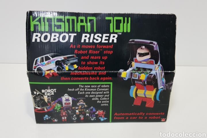 Figuras y Muñecos Transformers: KINSMAN 7011 ROBOT RISER - JUGUETE AÑOS 80 - NUEVO SIN USO - TRANSFORMERS - Foto 6 - 283307078