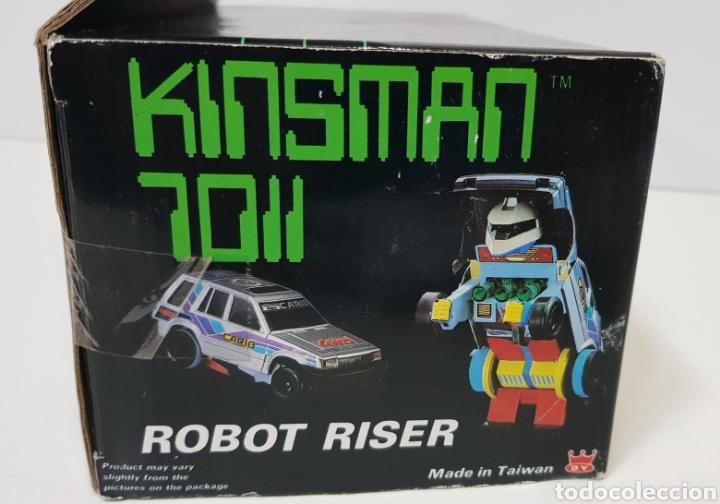 Figuras y Muñecos Transformers: KINSMAN 7011 ROBOT RISER - JUGUETE AÑOS 80 - NUEVO SIN USO - TRANSFORMERS - Foto 7 - 283307078