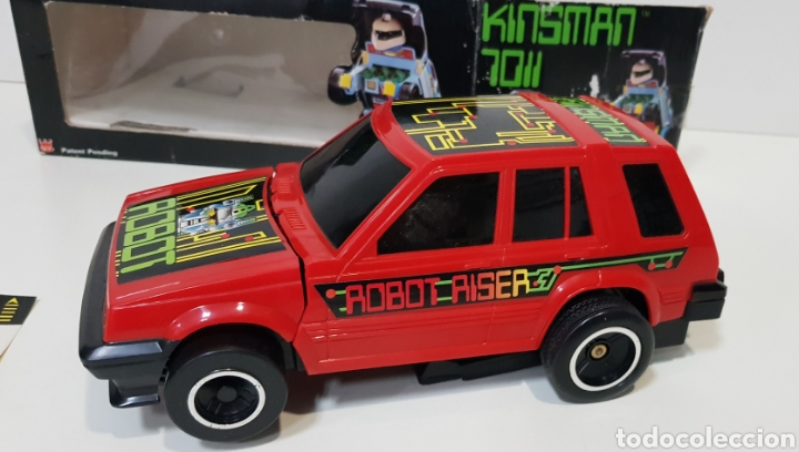 Figuras y Muñecos Transformers: KINSMAN 7011 ROBOT RISER - JUGUETE AÑOS 80 - NUEVO SIN USO - TRANSFORMERS - Foto 8 - 283307078