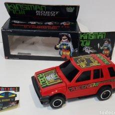Figuras y Muñecos Transformers: KINSMAN 7011 ROBOT RISER - JUGUETE AÑOS 80 - NUEVO SIN USO - TRANSFORMERS. Lote 283307078