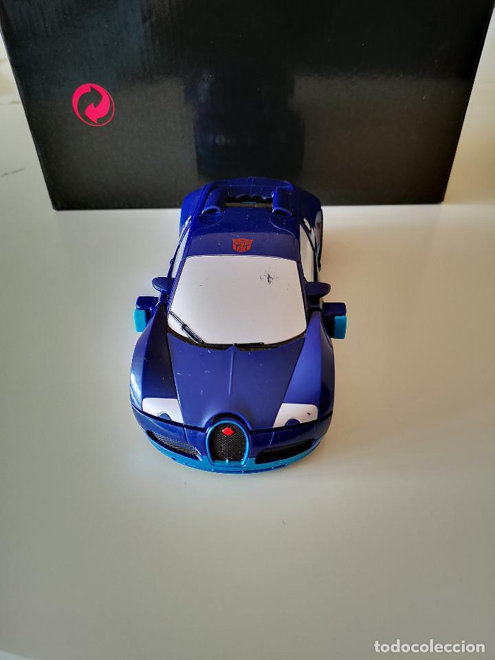 Figuras y Muñecos Transformers: COCHE TRANSFORMERS TAKARA HASBRO TRAILER COCHE AUTOBOT RARO - Foto 2 - 286612083