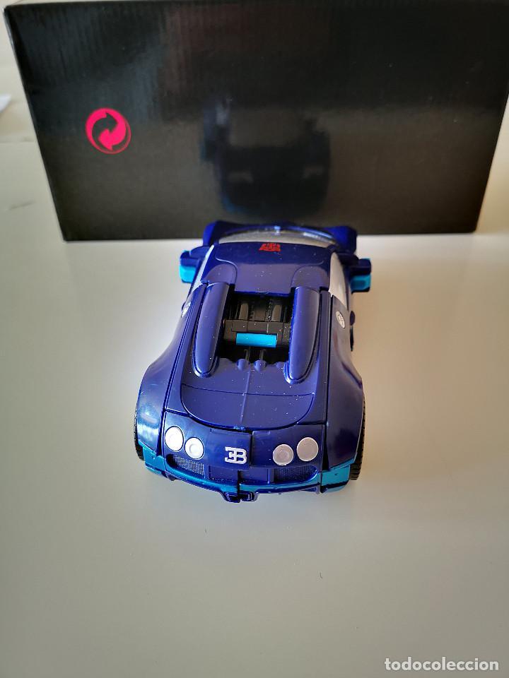 Figuras y Muñecos Transformers: COCHE TRANSFORMERS TAKARA HASBRO TRAILER COCHE AUTOBOT RARO - Foto 4 - 286612083