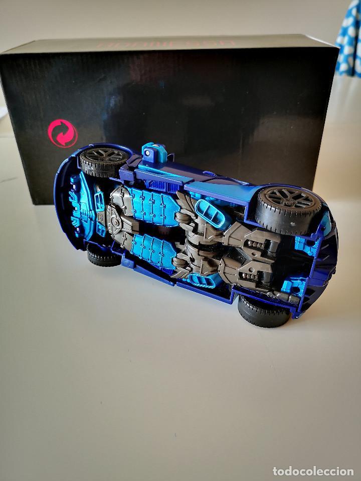 Figuras y Muñecos Transformers: COCHE TRANSFORMERS TAKARA HASBRO TRAILER COCHE AUTOBOT RARO - Foto 6 - 286612083