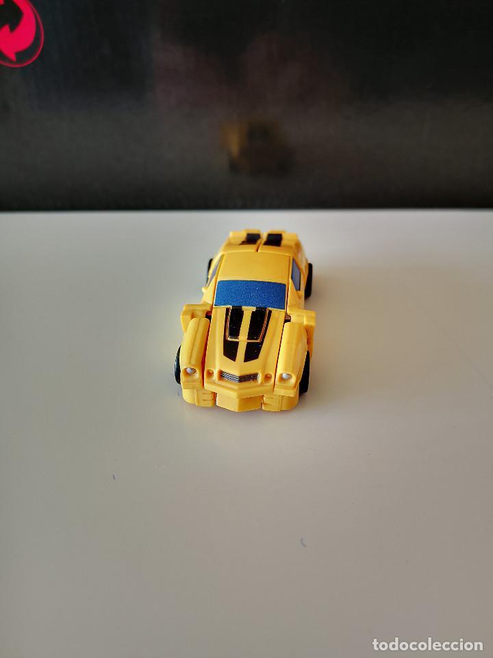 Figuras y Muñecos Transformers: COCHE TRANSFORMERS TAKARA HASBRO BUMBLEGEE CHEVROLET CAMARO AUTOBOT AÑOS 80-90 RARO FIGURA DE ACCION - Foto 2 - 286612608