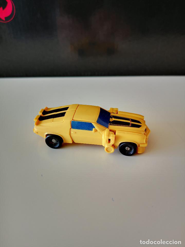 Figuras y Muñecos Transformers: COCHE TRANSFORMERS TAKARA HASBRO BUMBLEGEE CHEVROLET CAMARO AUTOBOT AÑOS 80-90 RARO FIGURA DE ACCION - Foto 3 - 286612608