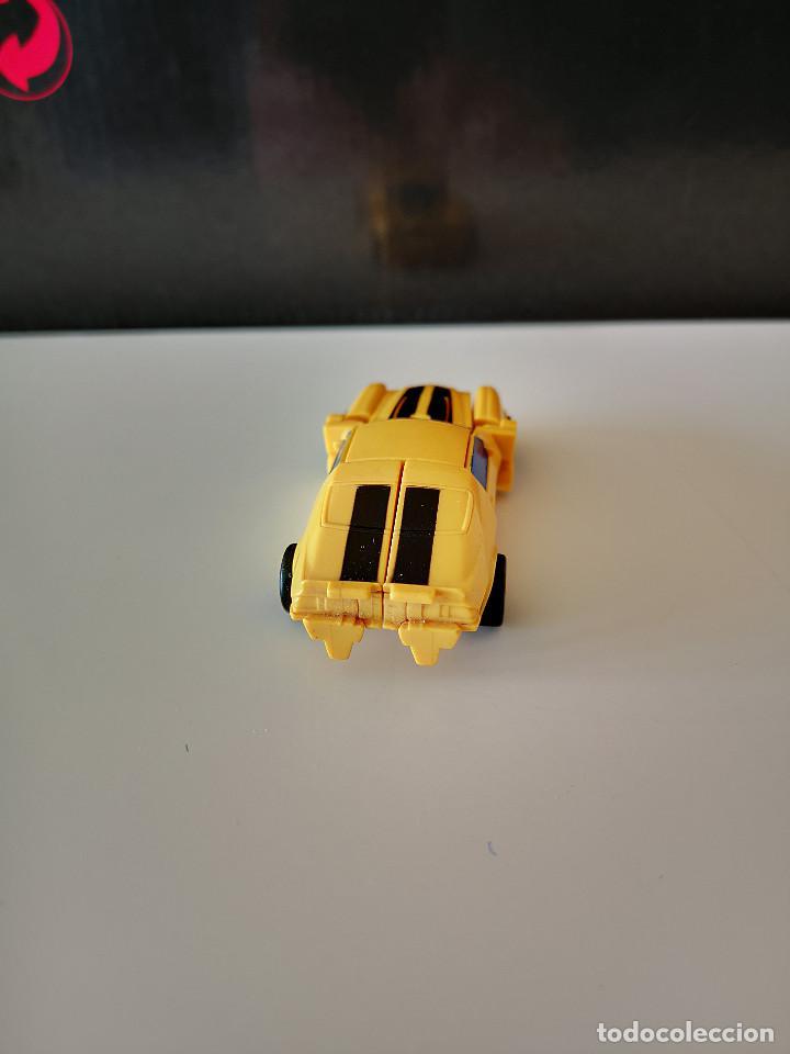 Figuras y Muñecos Transformers: COCHE TRANSFORMERS TAKARA HASBRO BUMBLEGEE CHEVROLET CAMARO AUTOBOT AÑOS 80-90 RARO FIGURA DE ACCION - Foto 4 - 286612608