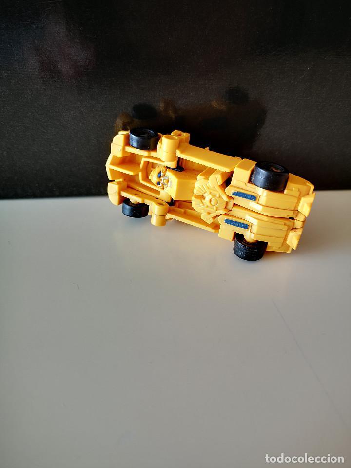 Figuras y Muñecos Transformers: COCHE TRANSFORMERS TAKARA HASBRO BUMBLEGEE CHEVROLET CAMARO AUTOBOT AÑOS 80-90 RARO FIGURA DE ACCION - Foto 6 - 286612608