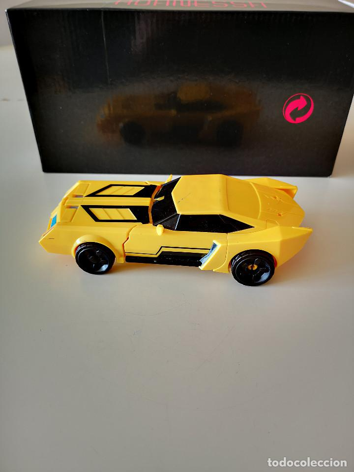 COCHE TRANSFORMERS COCHE AUTOBOT MUÑECO FIGURA DE ACCION (Juguetes - Figuras de Acción - Transformers)