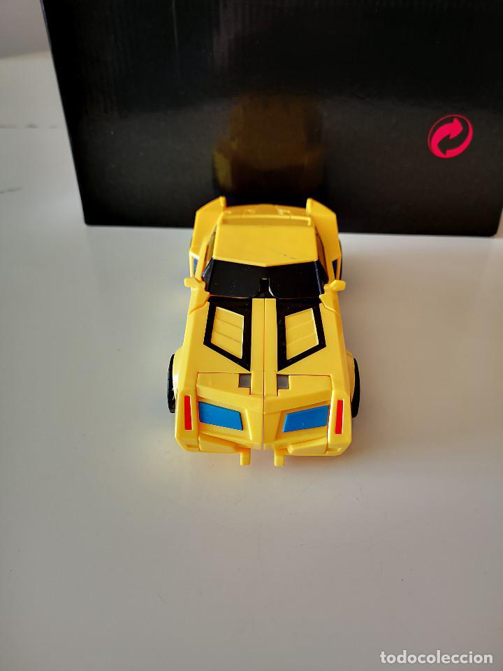 Figuras y Muñecos Transformers: COCHE TRANSFORMERS COCHE AUTOBOT MUÑECO FIGURA DE ACCION - Foto 2 - 286614273