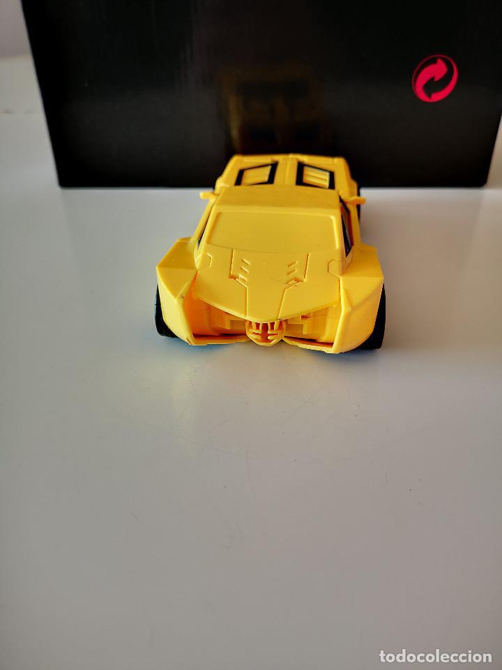 Figuras y Muñecos Transformers: COCHE TRANSFORMERS COCHE AUTOBOT MUÑECO FIGURA DE ACCION - Foto 4 - 286614273