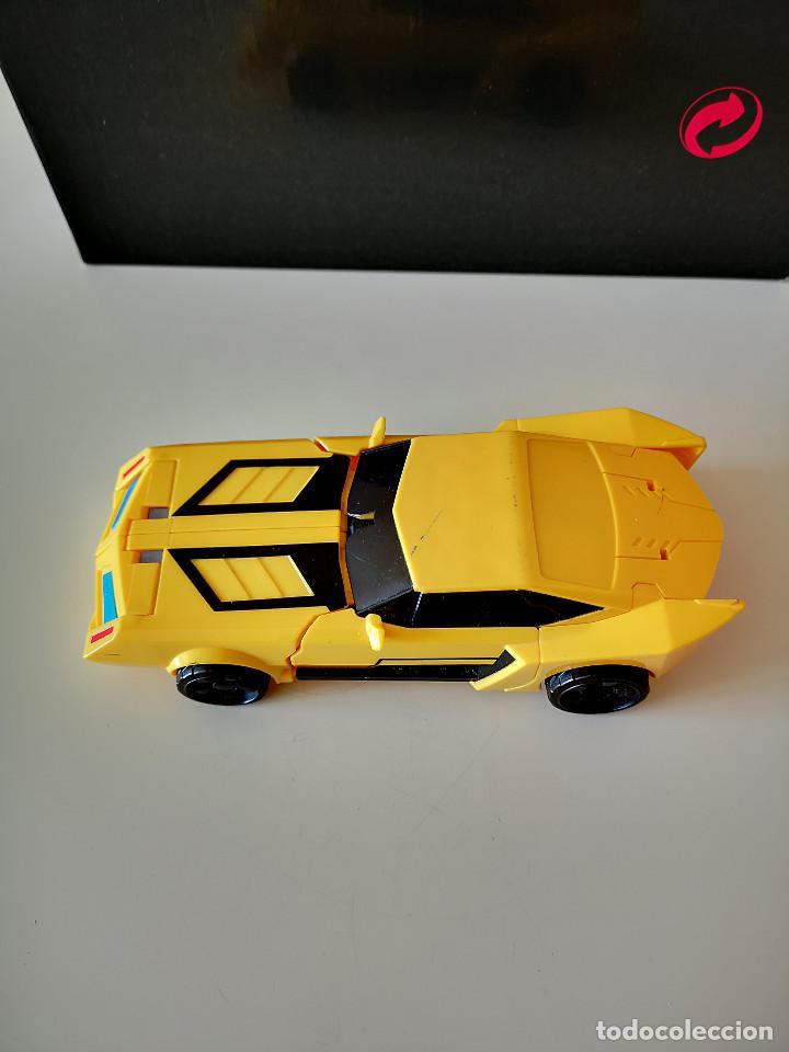 Figuras y Muñecos Transformers: COCHE TRANSFORMERS COCHE AUTOBOT MUÑECO FIGURA DE ACCION - Foto 5 - 286614273