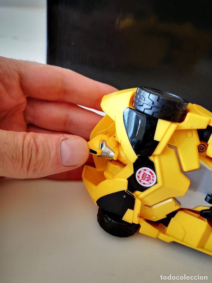 Figuras y Muñecos Transformers: COCHE TRANSFORMERS COCHE AUTOBOT MUÑECO FIGURA DE ACCION - Foto 7 - 286614273
