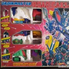 Figuras y Muñecos Transformers: TRANSFORMERS BRAINMASTER ROAD CAESAR. Lote 288484178